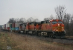 BNSF 7694